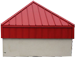 Metal roof repair logo