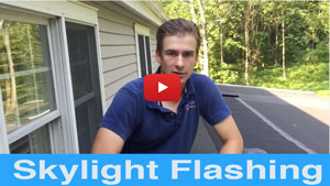 Skylight flashing explained and corrected
