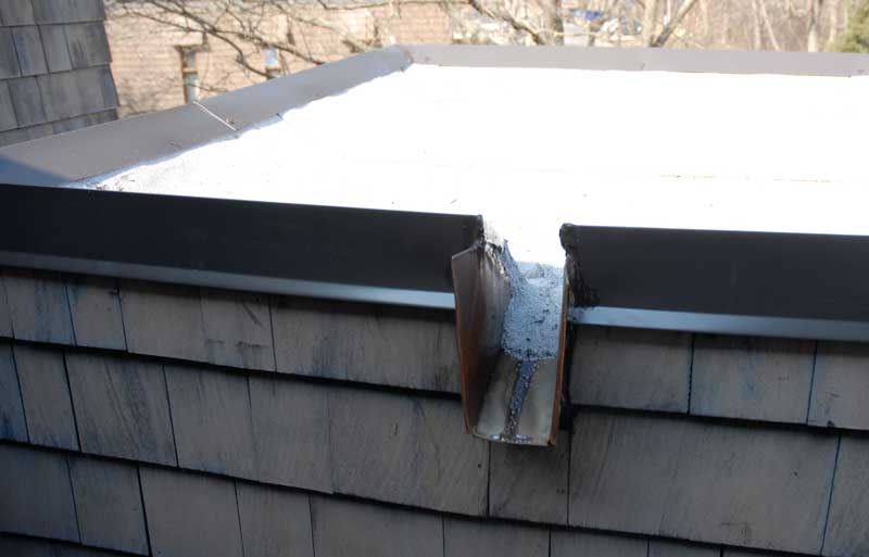Scuppers – A Flat Roof Drain System for Commercial Roofs - Watch video