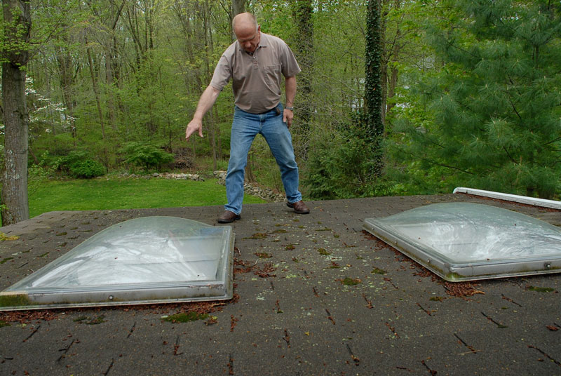 How To Install A Skylight On Flat Roof Mycoffeepot Org