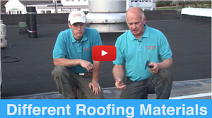 Five Commercial Flat Roof Systems Explained