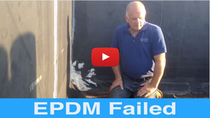 EPDM Roofing: Installed on Commercial Roofs Despite Defects