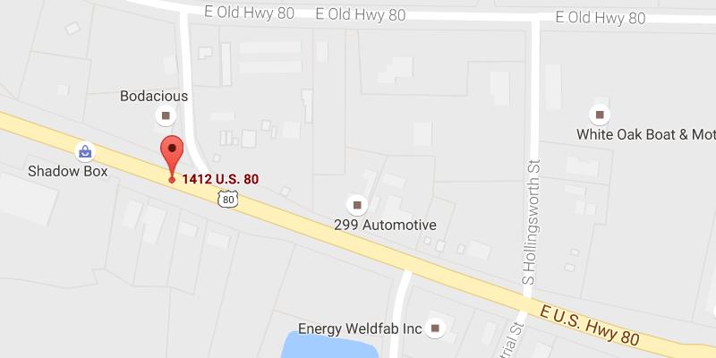 1412 E US 80, White Oak, Texas